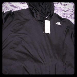 Adidas long sleeve all climate shirt NWT
